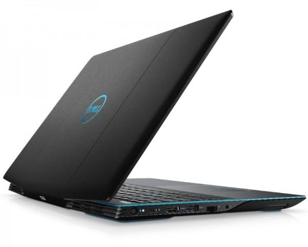DELL G3 3590 15.6'' FHD i5-9300H 8GB 512GB SSD GeForce GTX 1050 3GB Backlit FP crni Win10Pro 5Y5B