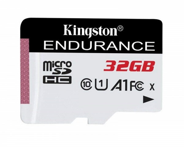 KINGSTON UHS-I microSDXC 32GB C10 A1 Endurance SDCE32GB