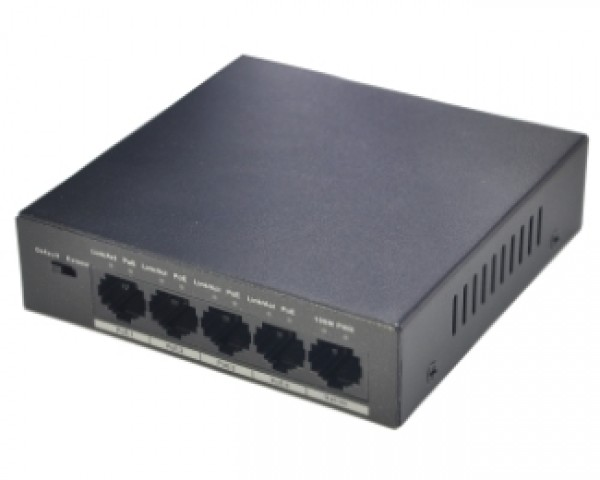 DAHUA PFS3005-4P-58 4port Unmanaged PoE switch