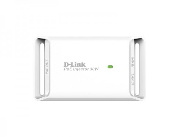 D-LINK DPE-301GI 1 port Gigabit 30W PoE injector