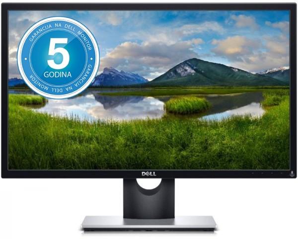 DELL 23.6'' SE2417HGX FreeSync Gaming monitor 5yr