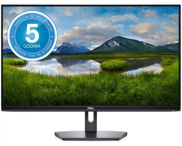 DELL 27'' SE2719HR FreeSync IPS monitor 5yr