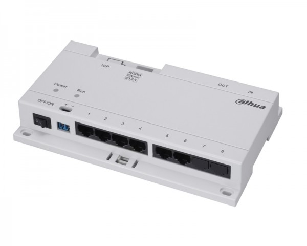 DAHUA VTNS1060A PoE switch za interfonske siteme