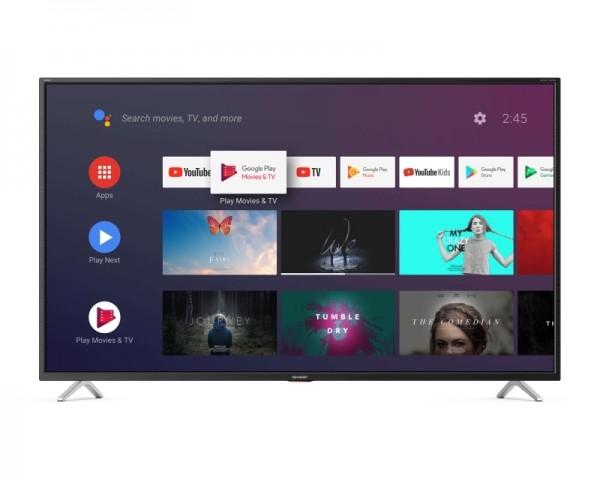 SHARP 65'' 65BL2EA 4K Ultra HD Android LED TV