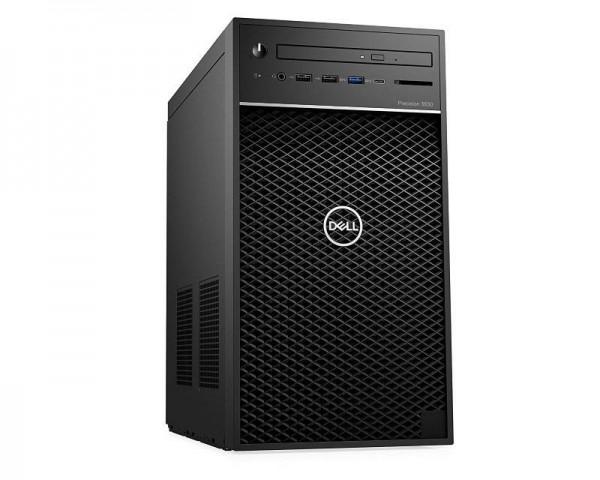 DELL Precision T3630 Xeon E-2224G 8GB 1TB DVDRW Win10Pro 3yr NBD