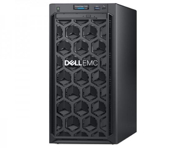 DELL PowerEdge T140 Xeon E-2224 4C 16GB H330 1TB SATA DVDRW 365W 3yr NBD