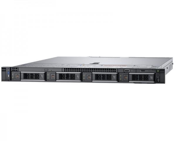 DELL PowerEdge R440 Xeon Silver 4210 10C 16GB H730P 600GB SAS 550W (1+1) 5yr NBD + Sine za Rack