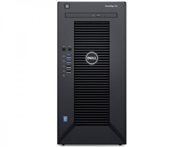 DELL PowerEdge T30 Xeon E3-1225 v5 4C 1x8GB 1TB DVDRW 3yr NBD