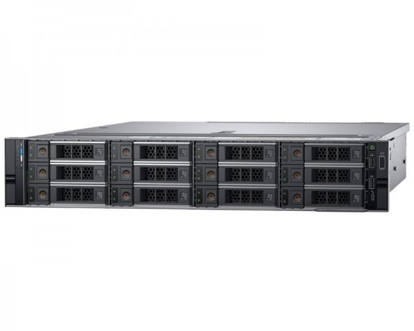 DELL PowerEdge R540 1x Xeon Silver 4210 10C 1x16GB H730P 600GB SAS 750W (1+1) 3yr NBD + šine za rack