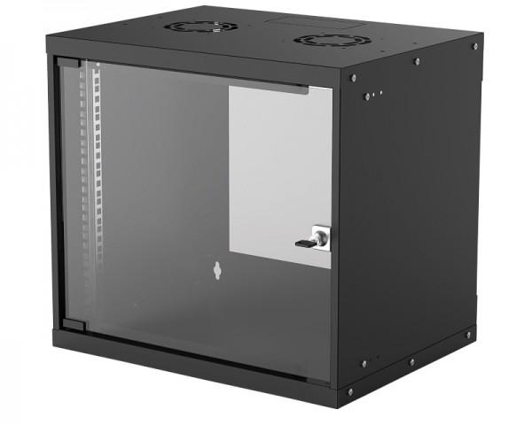 INTELLINET Wallmount Cabinet 9U Rek orman 19'' 400d crni
