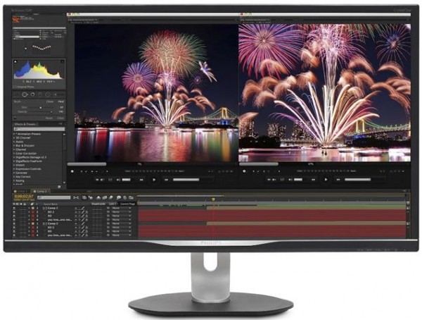 Monitor 32 Philips 328P6VUBREB00 IPS 4K HDMIDPRJ45USB-C
