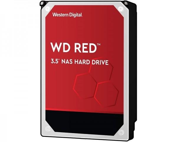 WD 10TB 3.5'' SATA III 256MB 5.400rpm WD101EFAX RED