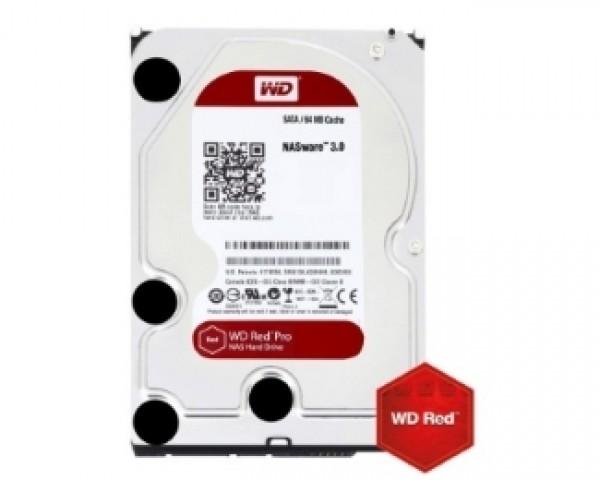 WD 2TB 3.5'' SATA III 64MB 7.200rpm WD2002FFSX Red Pro