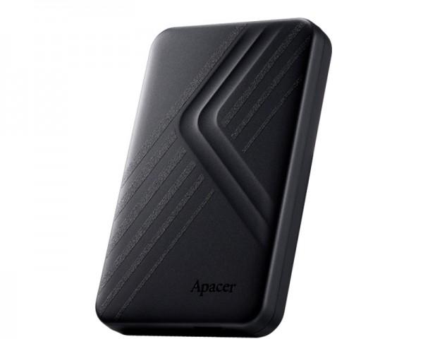 APACER AC236 4TB 2.5'' crni eksterni hard disk