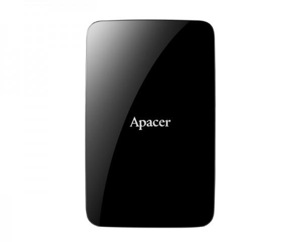APACER AC233 4TB 2.5'' crni eksterni hard disk