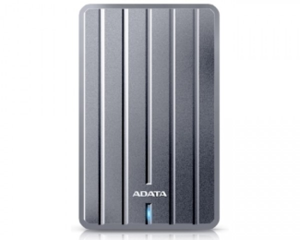A-DATA 1TB 2.5'' AHC660-1TU3-CGY sivi eksterni hard disk