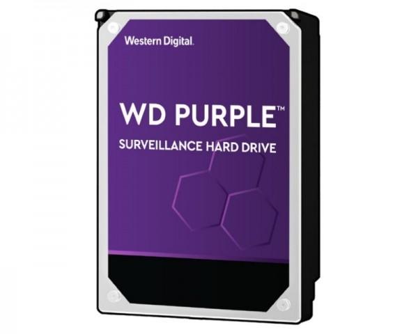 WD 8TB 3.5'' SATA III 256MB IntelliPower WD82PURZ Purple