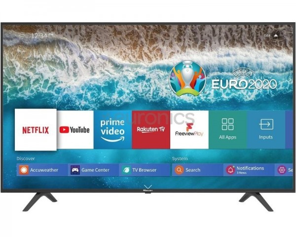 HISENSE 65'' H65B7100 Smart LED 4K Ultra HD digital LCD TV G