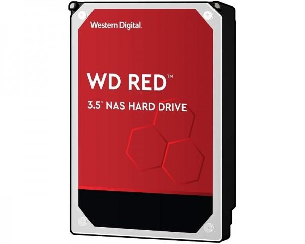 WD 6TB 3.5'' SATA III 256MB IntelliPower WD60EFAX Red