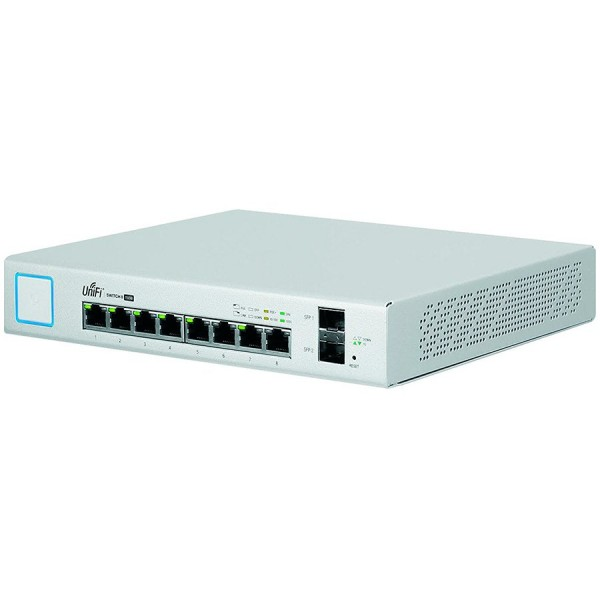 UniFi Switch, 8-Port, 150W ( US-8-150W-EU )