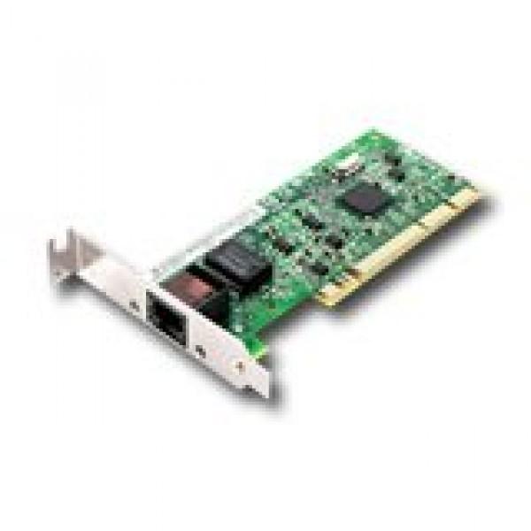 INTEL Network Card PRO1000 GT (101001000Base-T, 1000Mbps, Bulk, Gigabit Ethernet, lowprofile PCI) ( PWLA8391GTLBLK )