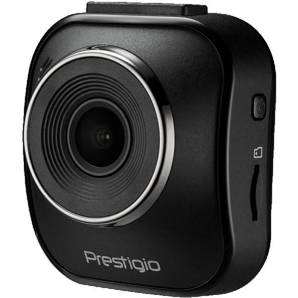 Car Video Recorder PRESTIGIO RoadRunner 523 (FHD 1920x1080@30fps, HD 1280x720@60fps 2.0 inch screen, 3 MP CMOS image sensor, 4 MP camera, 1