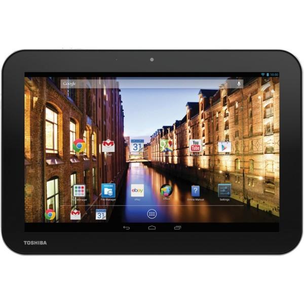 PC Tablet TOSHIBA Excite AT10LE-A-108, 10.1'' IPS WQXGA, nVIDIA Tegra4 72core GPU , Quad-Core ARM Cortex A15MP, 2GB(onboard), eMMC 32G, WiFi