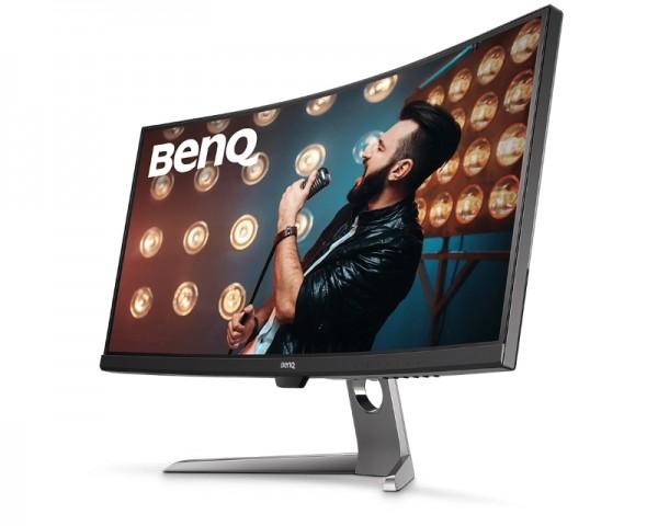 BENQ 35'' EX3501R zakrivljeni UWQHD LED monitor