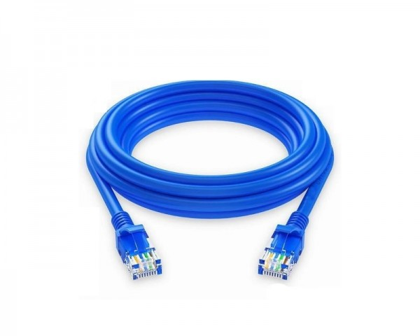 FAST ASIA Kabl Patch Cord 3m cat.6 crni