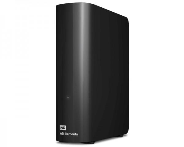 WD Elements Desktop 10TB 3.5'' crni eksterni hard disk WDBWLG0100HBK
