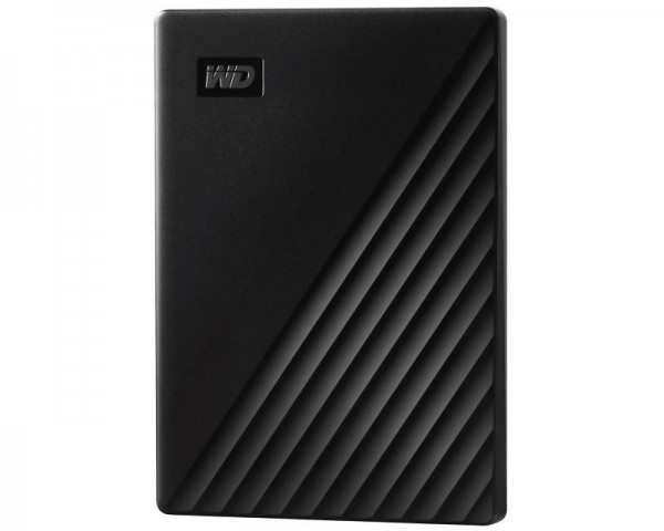 WD My Passport 4TB 2.5'' WDBPKJ0040BBK