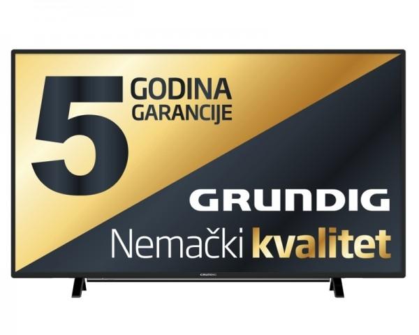 GRUNDIG 43'' 43 VLE 6735 BP Smart LED Full HD LCD TV