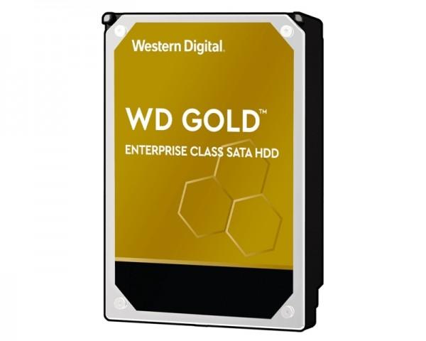 WD 8TB 3.5'' SATA III 256MB 7.200rpm WD8004FRYZ Gold