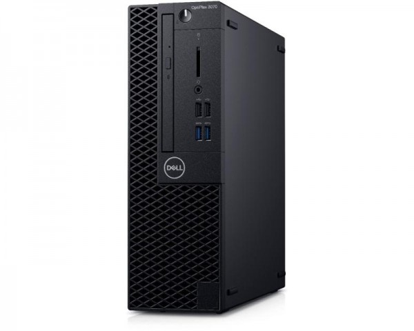 DELL OptiPlex 3070 SF i3-9100 4GB 1TB DVDRW Win10Pro 3yr NBD