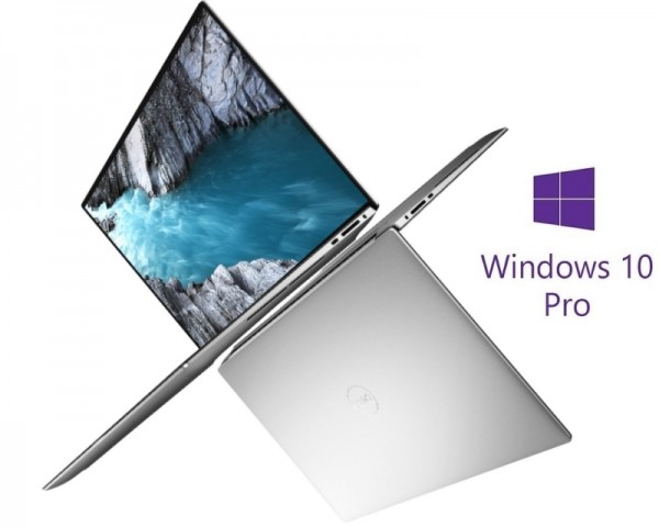 DELL XPS 9500 15.6'' 4K Touch 500nits i7-10750H 16GB 1TB SSD GeForce GTX 1650Ti 4GB Backlit FP Win10Pro srebrni 5Y5B