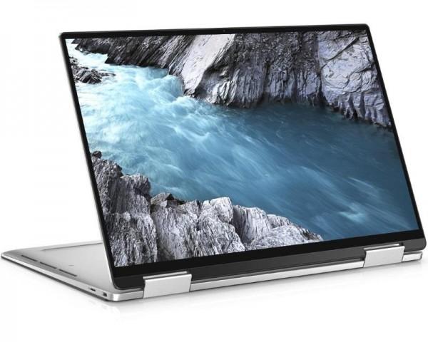 DELL XPS 7390 2-u-1 13.4'' 4K Touch i7-1065G7 32GB 1TB SSD Backlit Win10Pro srebrni 5Y5B