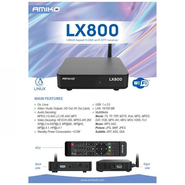 Amiko LX-800