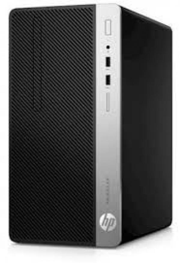 HP DES 400 G6 MT i3-9100 8G256 W10p, 7EL67EA