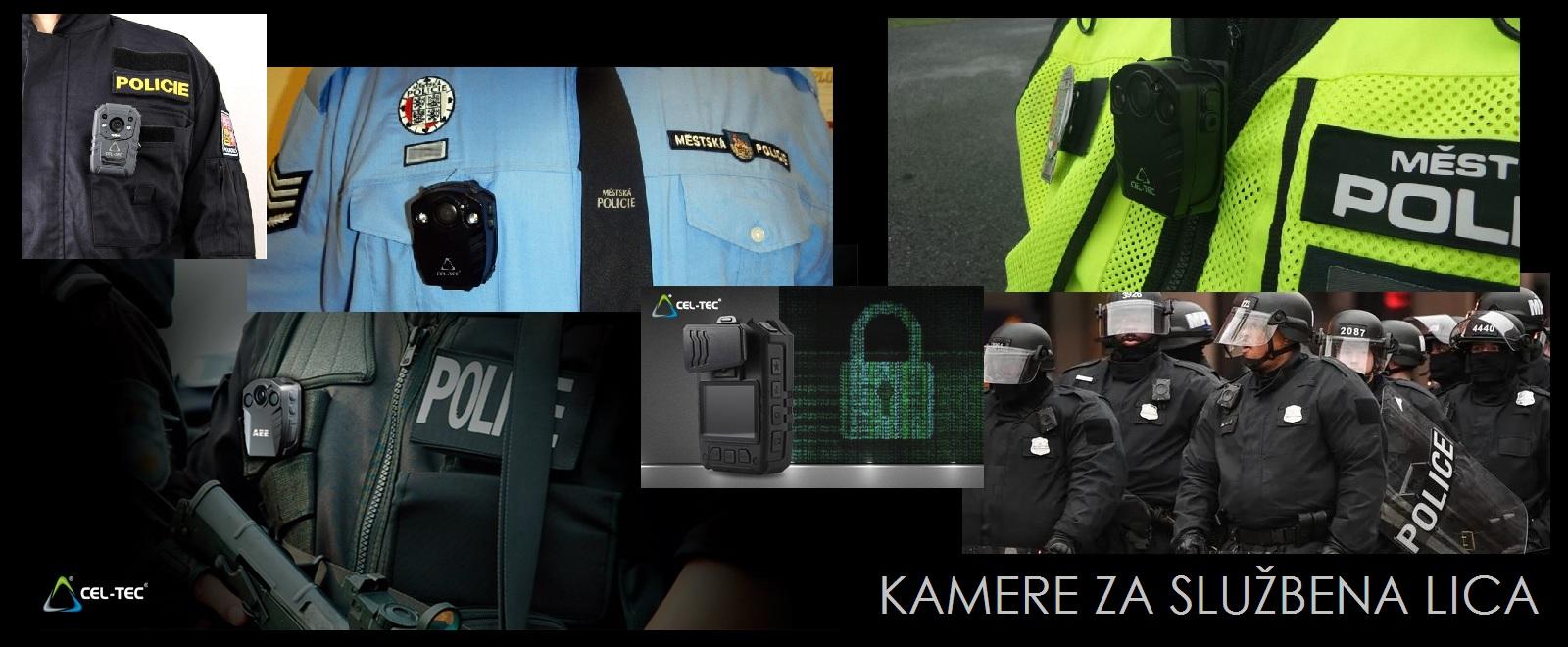Kamere za policajce