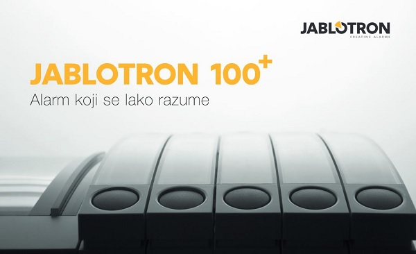 Jablotron alarm plus pametna kuća